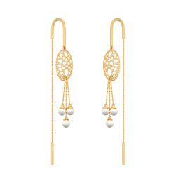 The Sheela Drop Earrings