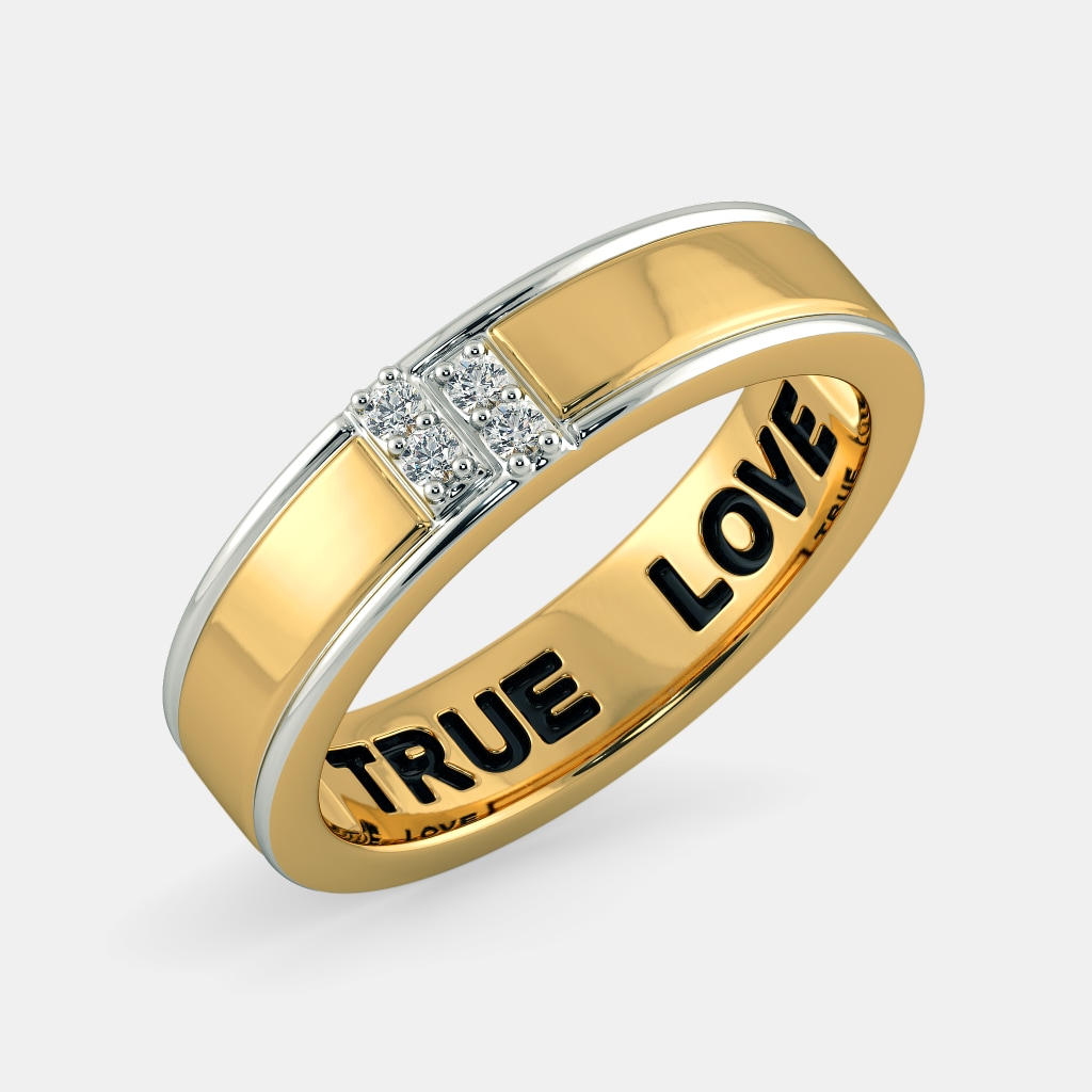 The Rahel Love Ring | BlueStone.com