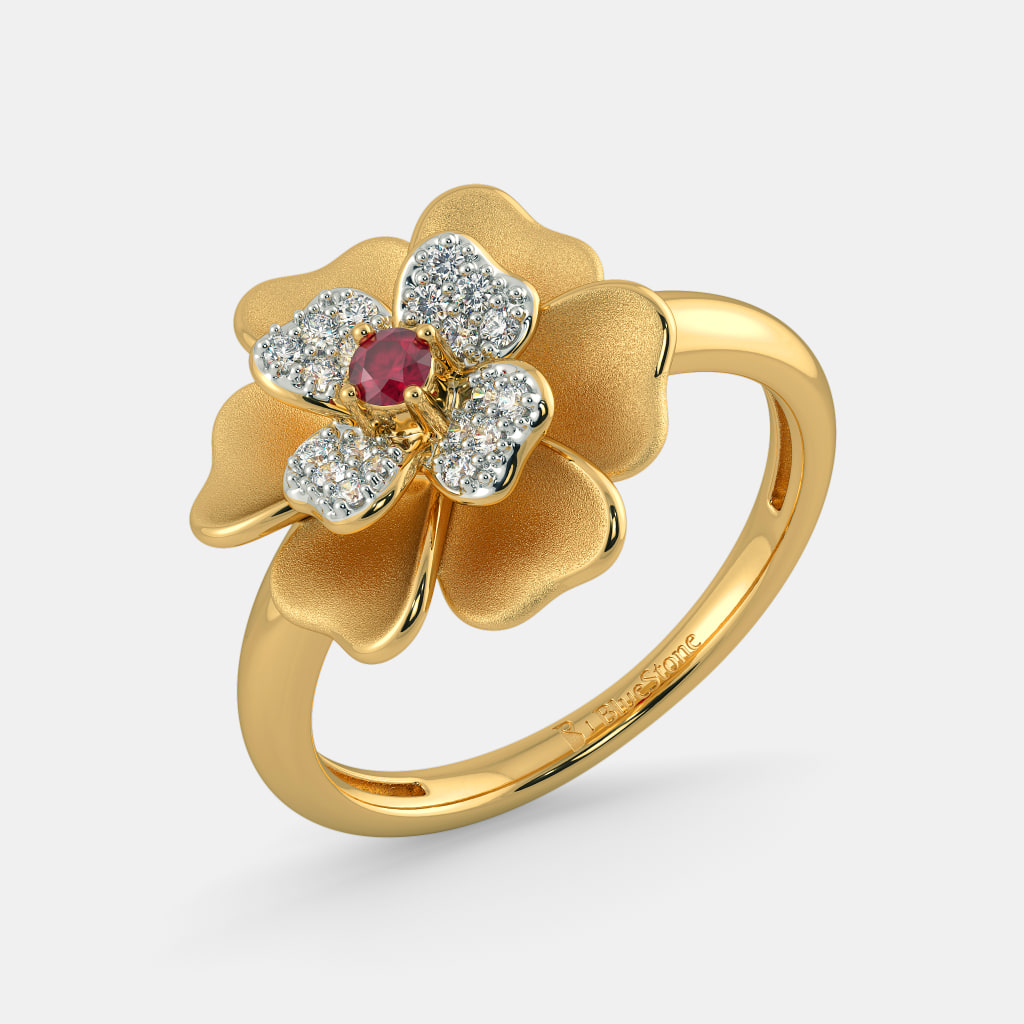 ring gold rose of karat diamond front dainty rings diamonds total halo carat engagement shape weight product oval with