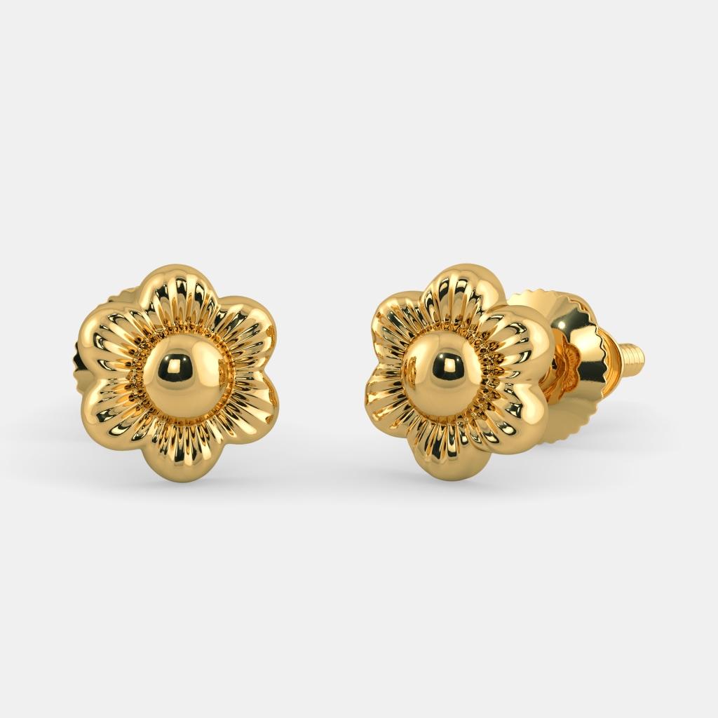 The Mettina Earrings for Kids | BlueStone.com