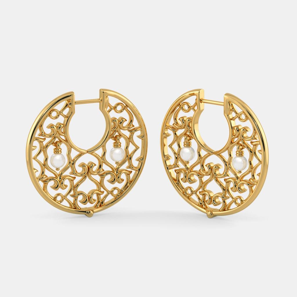 The Echo Hoop Earrings