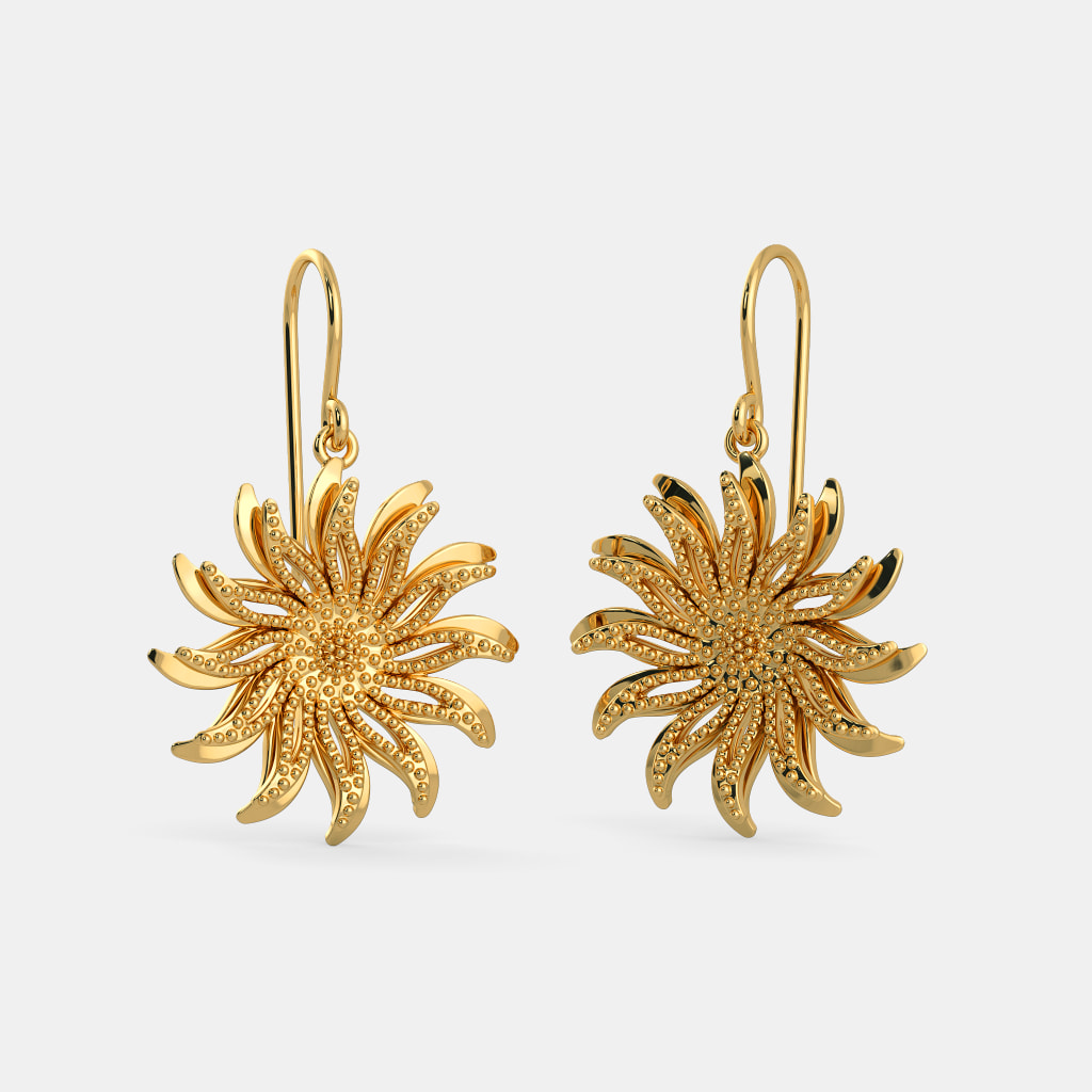 The Mena Earrings | BlueStone.com