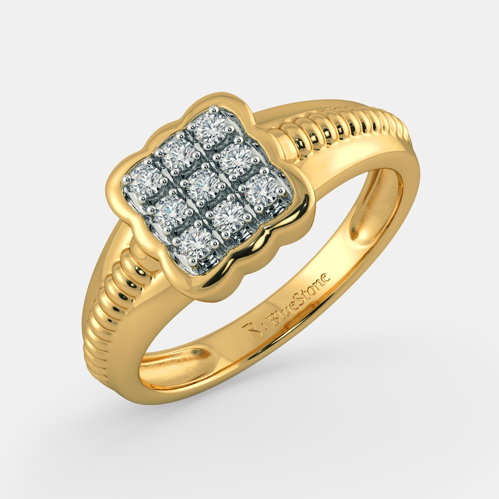 The Grand Master Ring Bluestone Com