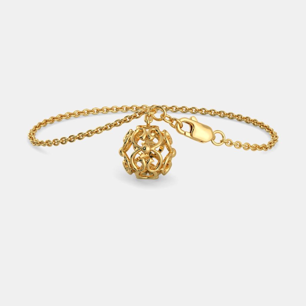 The Bespoke Charm Bracelet Bluestone Com