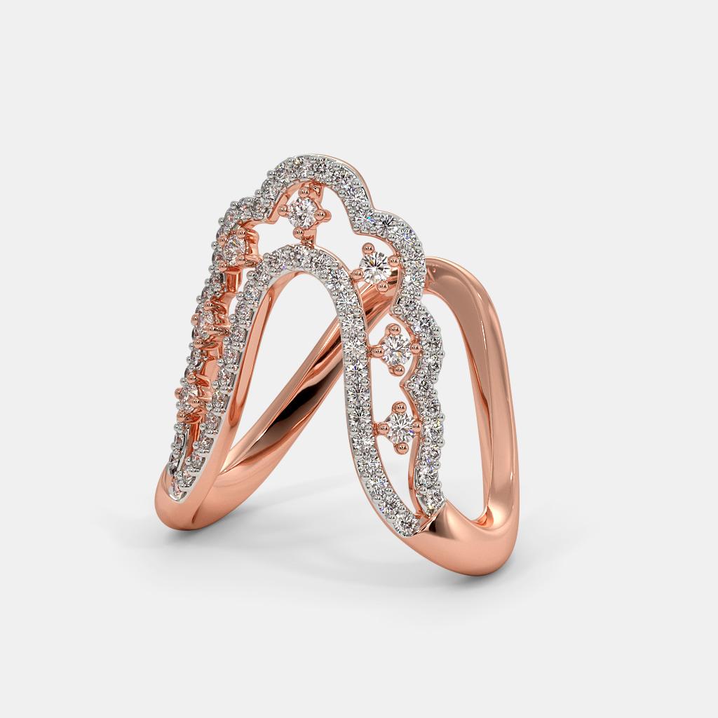The Naffo Vanki Ring | BlueStone.com