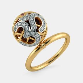 The sacred Pod Ring
