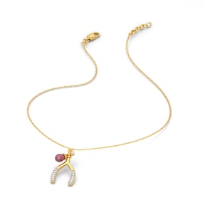 The Wish Bone Necklace