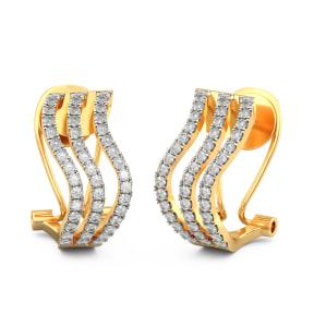 The Tacy Hoop Earrings