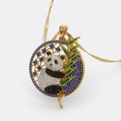 The Panda Pendant