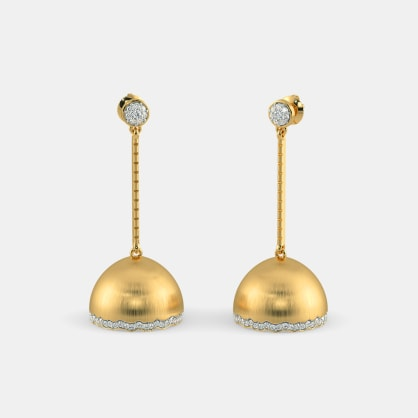 The Ornateness Drop Earrings
