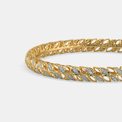 The Reila Lattice Bangle