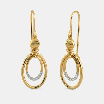 The Babette Drop Earrings