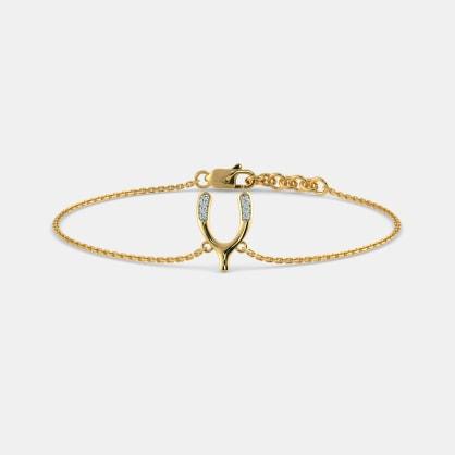 The Wish Bone Bracelet