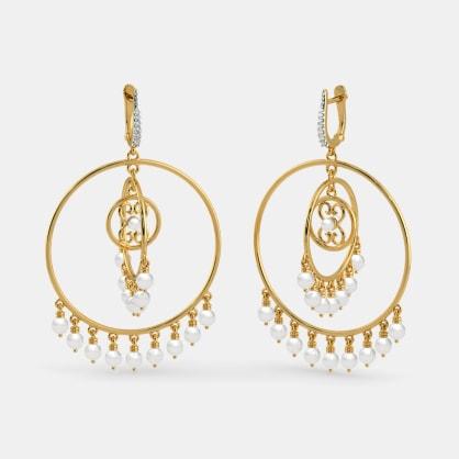 The Cognate Drop Earrings