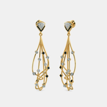 The Stunner Drop Earrings