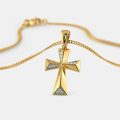 The Andrew Cross Pendant