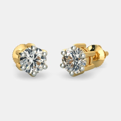 The Evergreen Charm Earrings Mount
