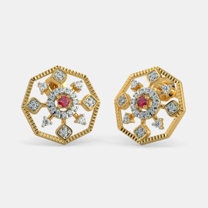 The Jaladhija Stud Earrings