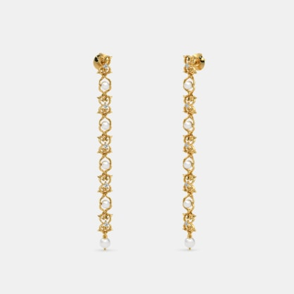 The Penchant Drop Earrings