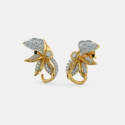 The Polymia Stud Earrings
