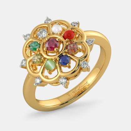 The Bhumi Suman Ring