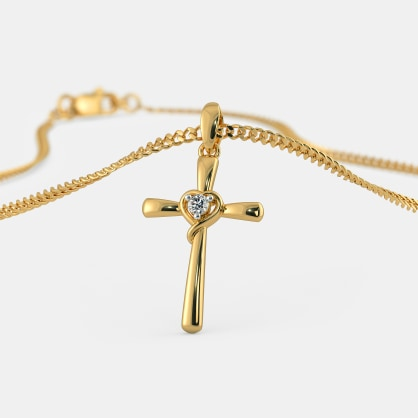 The Aric Cross Pendant