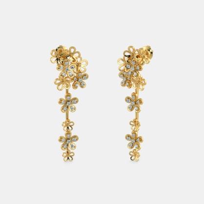 The Dhruvi Drop Earrings