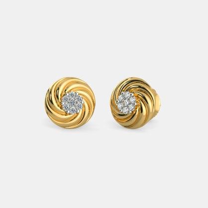 The Octavia Stud Earrings