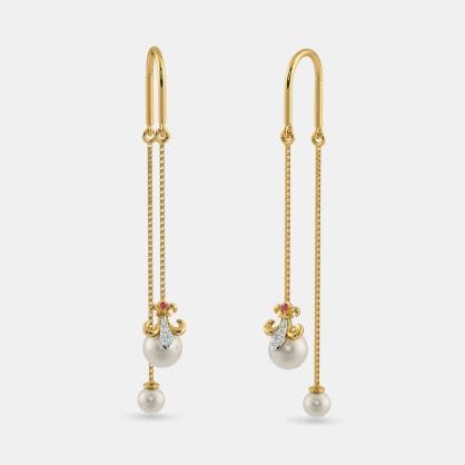 The Impressive Legend Sui Dhaga Earrings