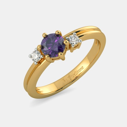 The Coloured Passion Ring