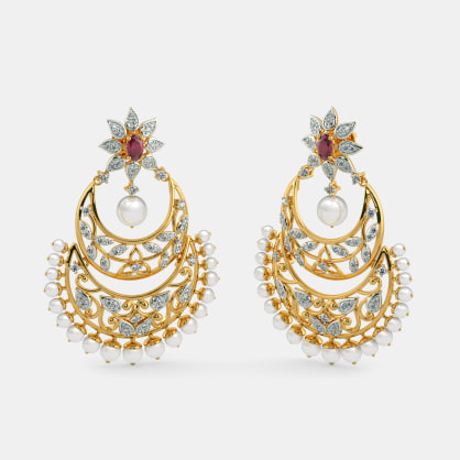 The Zufa Chand Bali Earrings