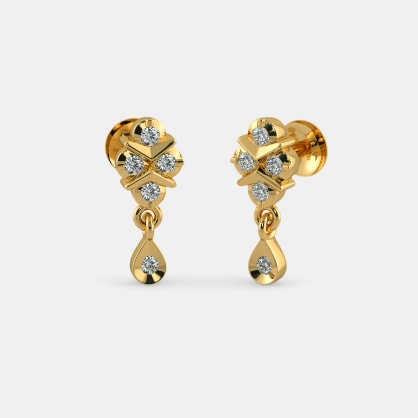 The Pramila Stud Earrings