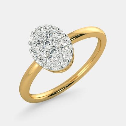 The Paris Composite Diamond Ring