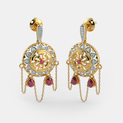 The Edwinna Drop Earrings