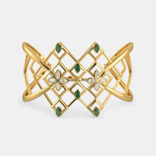 The Mehrnaaz Cuff Bracelet