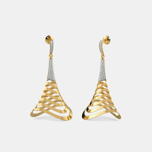 The Pageantry Drop Earrings