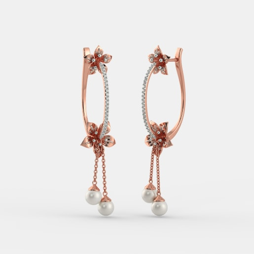 The Becki Hoop Earrings
