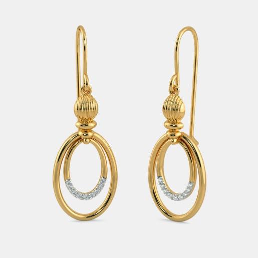 The Babette Drop Earrings