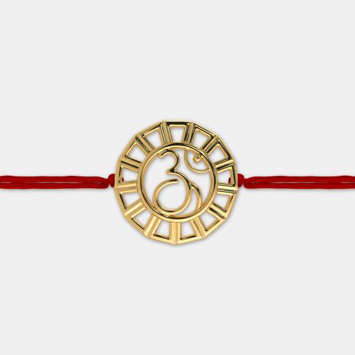 The Sadashiva Rakhi Pendant