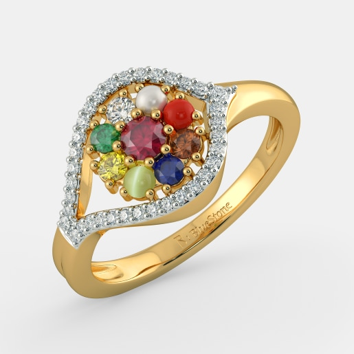 Buy 50 Navaratna Jewellery Designs line in India 2018
