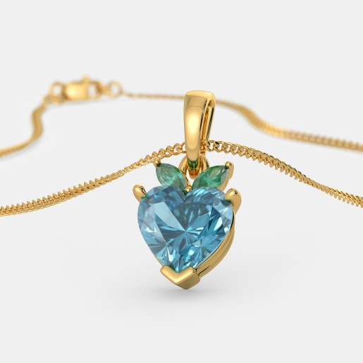 The Bluebell Shine Pendant