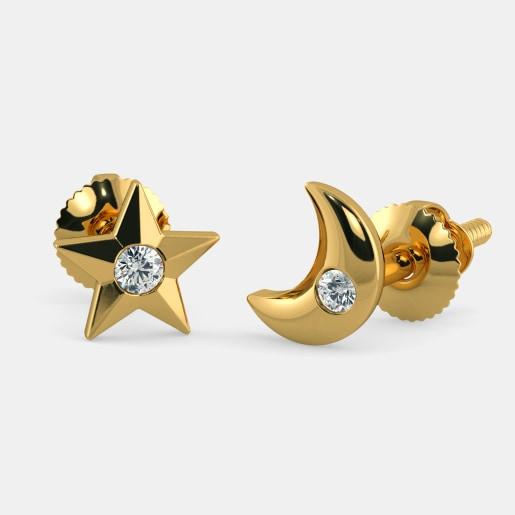 The Reggina Earrings for Kids