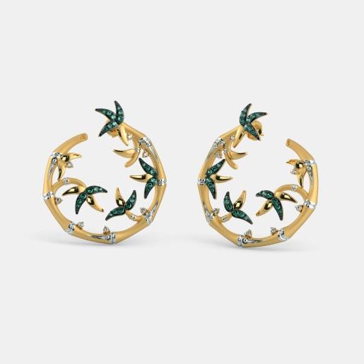 The Kalina Hoop Earrings