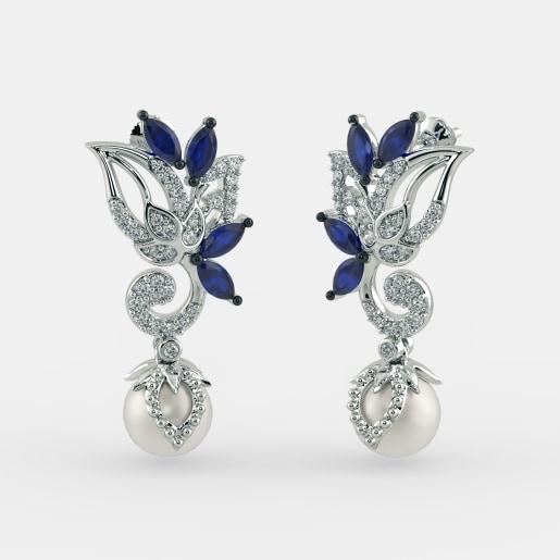 The Aaryamani Drop Earrings