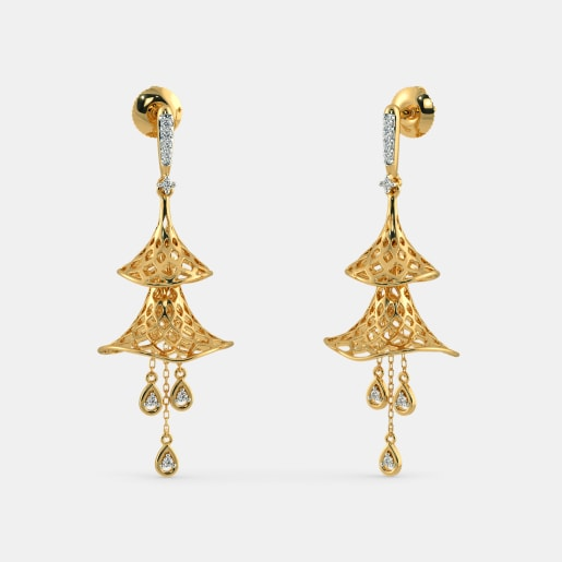 The Rumi Drop Earrings