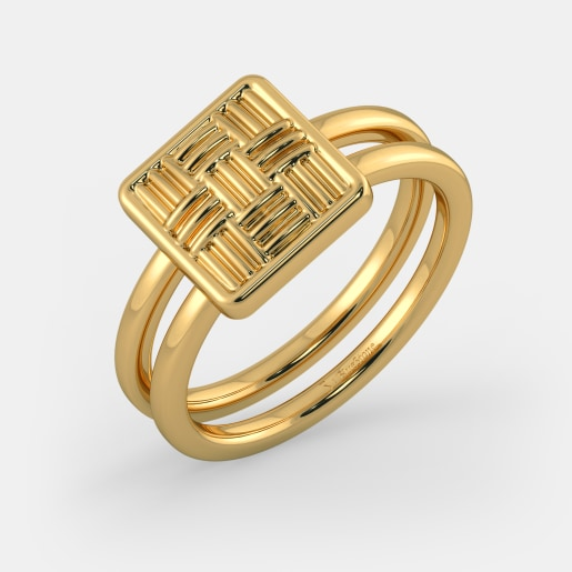 Ring In Yellow Gold (7.6 Gram)