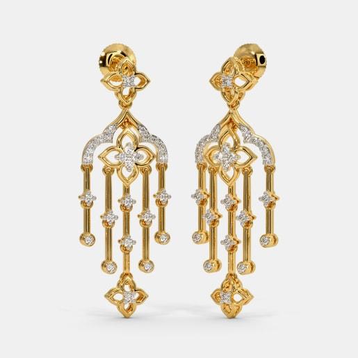 The Romely Dangler Earrings