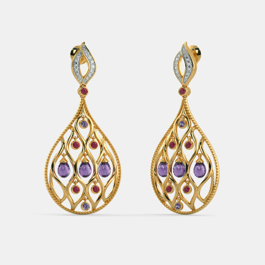 The Baylee Drop Earrings