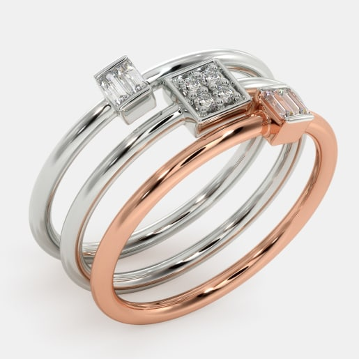 The Rayan Stackable Ring