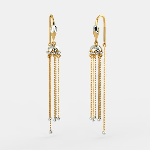 The Eva Suidhaga Earrings